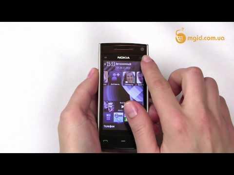 Видеообзор смартфона Nokia X6