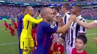 【ハイライト】ユベントス × バルセロナ「インターナショナルチャンピオンズカップ 2017」 thumbnail