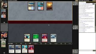 Legacy Leylines #1 (Match 2, Game 2)