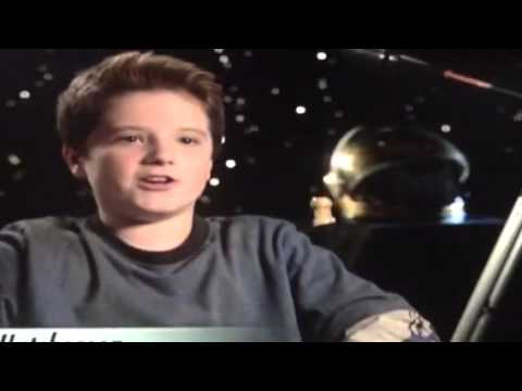 Interview Josh Hutcherson Zathura - YouTube