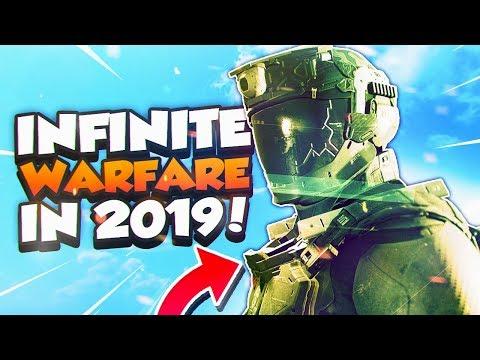 still playing INFINITE WARFARE in 2019!? 🙄
