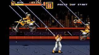RMG Rebooted EP 153 Streets Of Rage 2 RYU Sega Genesis Game Review