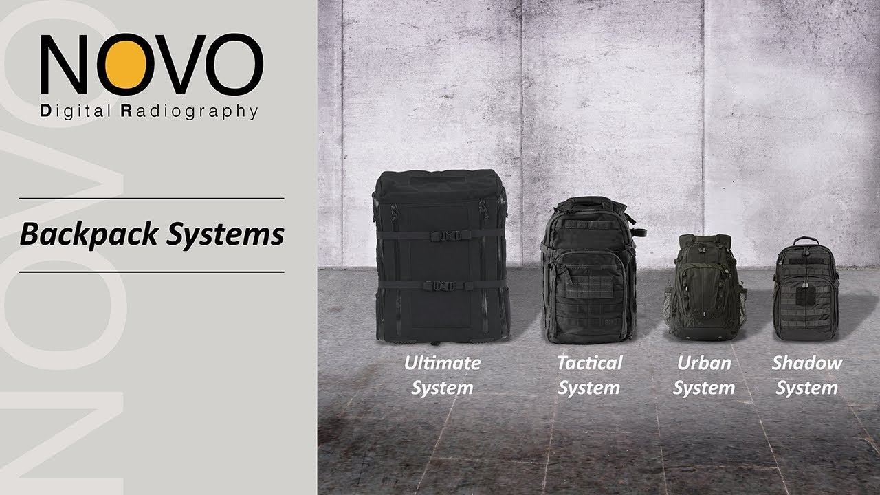 NOVO Backpack Systems - Watch Our Video