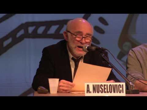 Forum anti-haine 3 mai 2017 Marseille #6. Alexis Nuselovici