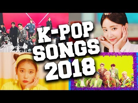 Top 50 K-Pop Songs of November 2018
