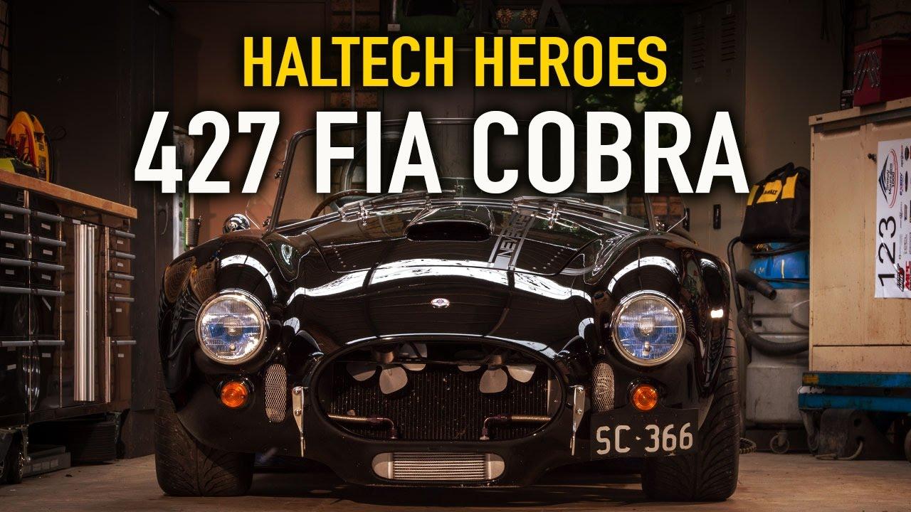 Martin's 427 FIA Cobra - Haltech Heroes