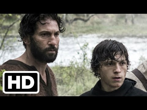 Pilgr  Exclusive  Tom Holland, Jon Bernthal 2