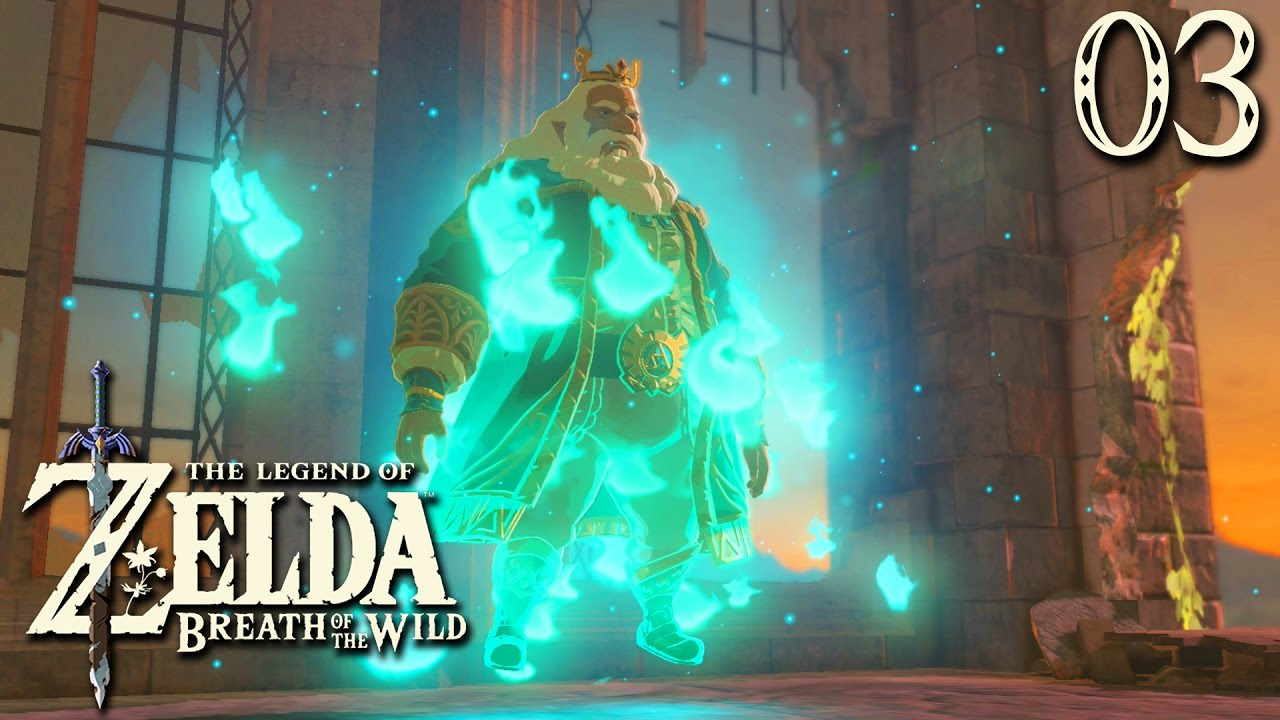 Lintgrale Zelda Breath of the Wild 03  LEX ROI D