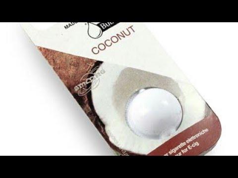 Coconut by smooke... aroma al cocco