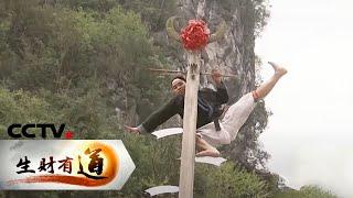 《生财有道》 20200416 广西南丹:全域旅游富瑶乡| CCTV财经