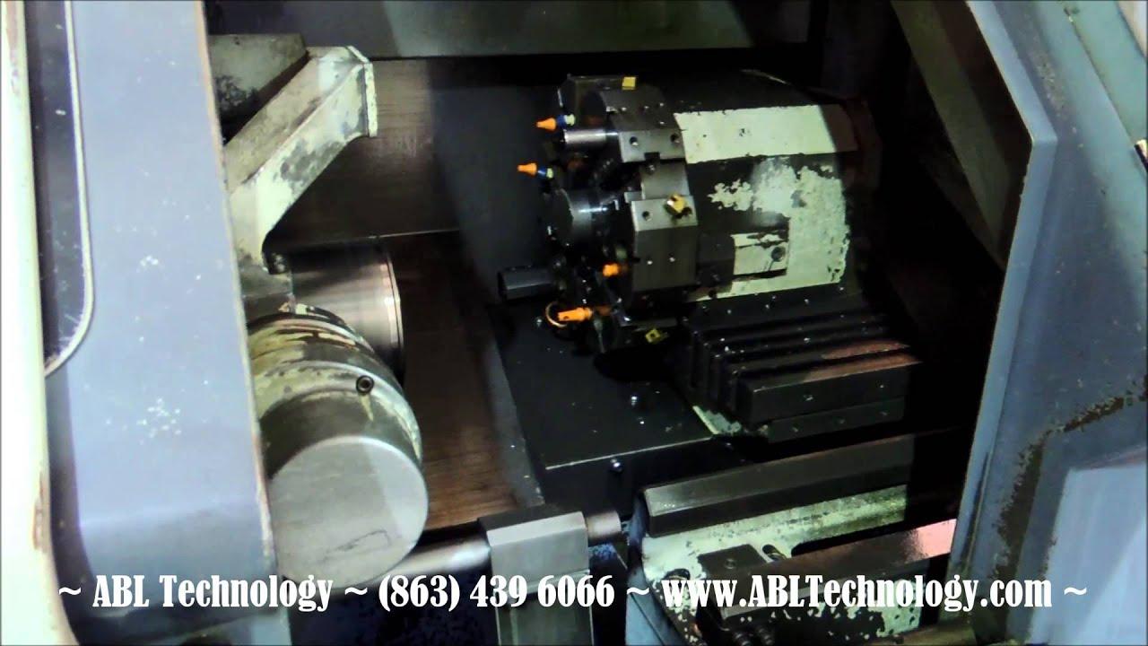 Mazak QT-10 with Quick Load Barfeed | CNC Lathe | ID#104950