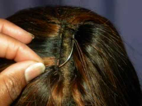 Sew in hair step by step youtube sew in hair step by step pmusecretfo Images
