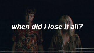 Pale Waves When Did I Lose It All - TEOTFW Lyrics.mp3