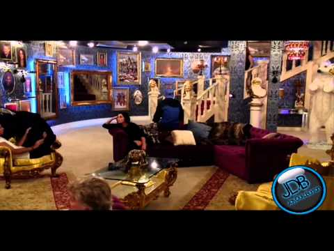 Dappy on Celebrity Big Brother 2014 -   Episode 9 (11/1/14)