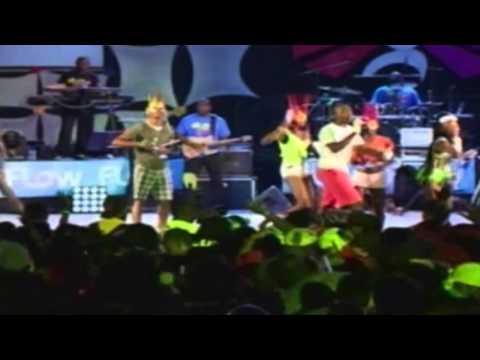 Lyricksman   Live! Antigua Carnival 2015