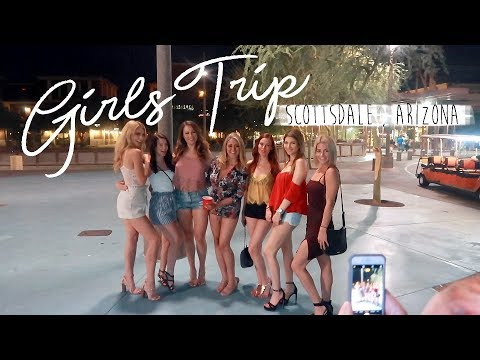 Girls Trip To Scottsdale | Weekend Vlog