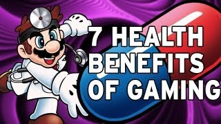 7 Health Benefits of Video Games