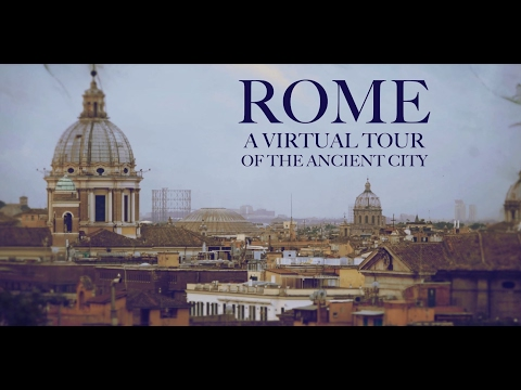 Rome: a Virtual Tour of the Ancient City - a free online course