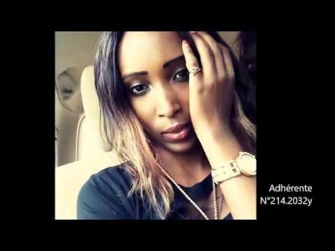 Rencontre avec jeune femme africaine