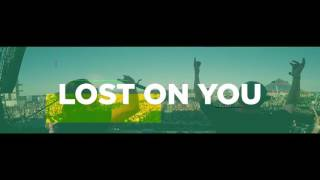 LP   Lost On You.Клип.