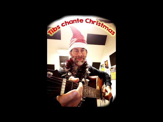 Tibs chante  Christmas