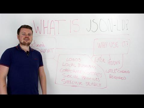 Understanding JSON-LD Structured Data