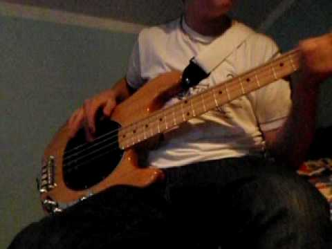 Cake - Short Skirt Long Jacket [Bass Cover] - YouTube