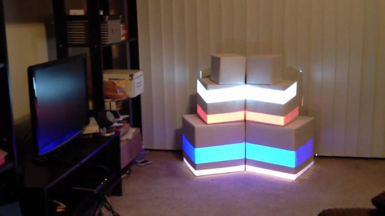 Room Mapping living room projection mapping 3 - youtube