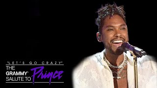 """Miguel Covers Prince's """"I Would Die 4 U"""" 