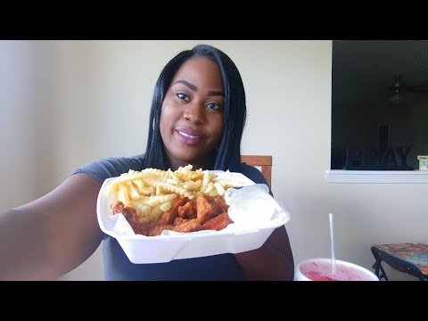 American Deli Mukbang🍗!!!!!   Eat With Me