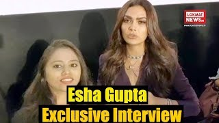 Get Dirty Song Launch | Esha Gupta Excited For Her New Single