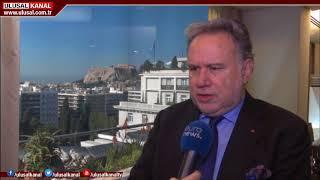 Yunan Bakan Türkiye Ege 39 de savaş kazanamaz