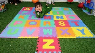 ABC Song Learn English Alphabet for Children with Zack!  Kids Nursery Rhymes