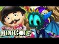 Carnival Games Mini-Golf (Wii) Gameplay