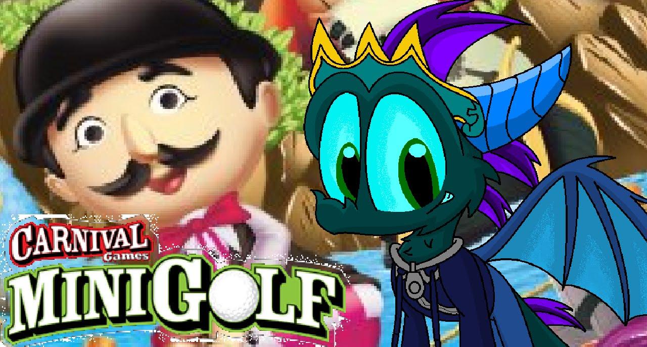 Carnival Games Mini Golf Wii Gameplay Youtube