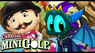 Carnival Games Mini-Golf (Wii) Gameplay