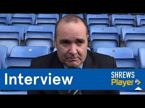 INTERVIEW | Brian Caldwell on Paul Hurst - Town TV