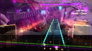 Linkin Park - Numb (Rocksmith 2014 PS3)