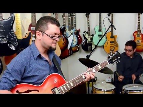 Retro Tone Guitars Presents - Edgar Sequeira Trio -