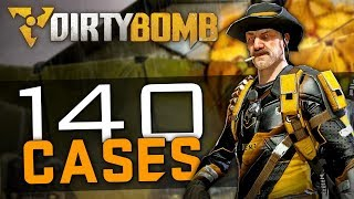 Dirty Bomb | 140+ Halloween Case Opening