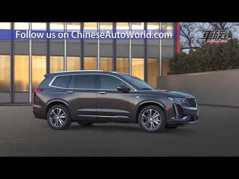 【新車發表】中大型SUV再添重磅車型 – 2020 Cadillac XT6