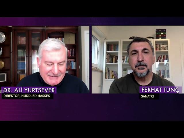 Susturulmuş Türkiye; Sürgündeki Sanatçı, Ferhat Tunç ile İnsan haklarını konuştuk.