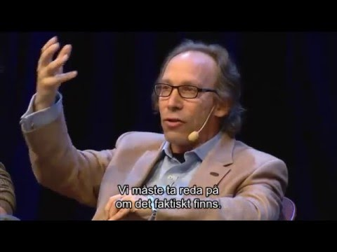 Lawrence Krauss - Debate in Stockholm