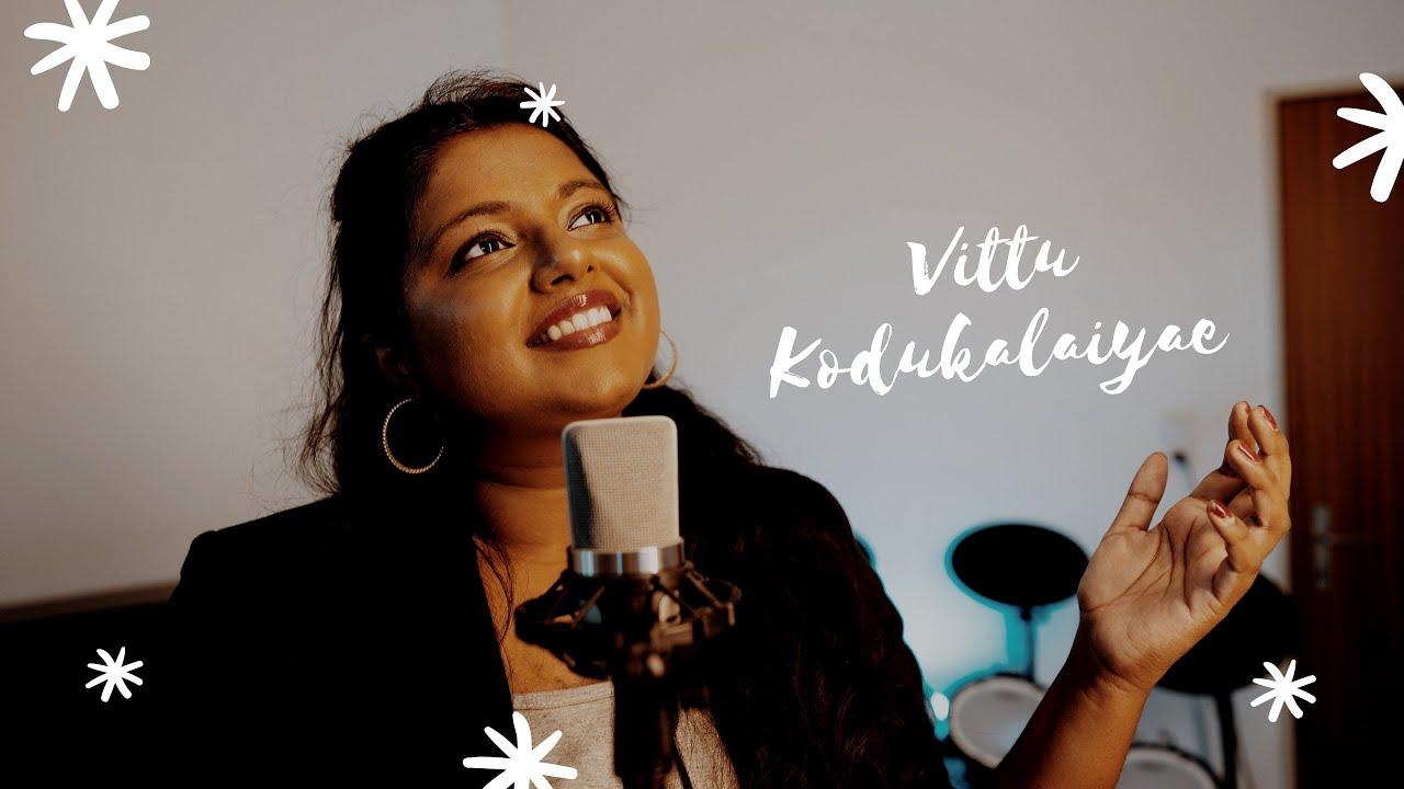 Jasmin Faith - Vittu Kodukalaiyae (Cover)