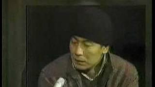 田中泯「空の型」1983 at Plan B.