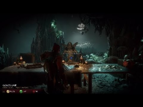 Mortal Kombat 11 Kript How To Get The Kollector Trade Items Fast