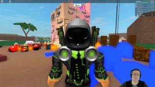 CodePrime8 - Friday Night Live Roblox