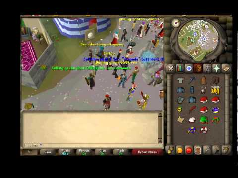 Jester Hats Released 2007 Runescape First One To Get Youtube