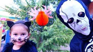 Вечеринка Хэллоуин 2016 - Аквагрим и костюмы на Хэллоуин