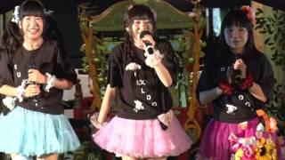 2016年9月21日に宮地嶽神社の秋季大祭のイベントステージにて、ギルドー...